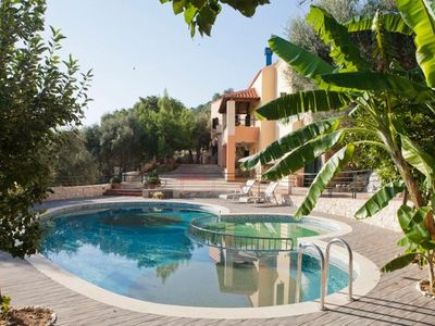 Photo for House in Kastellos with Internet, Pool, Air conditioning, Parking (488714)