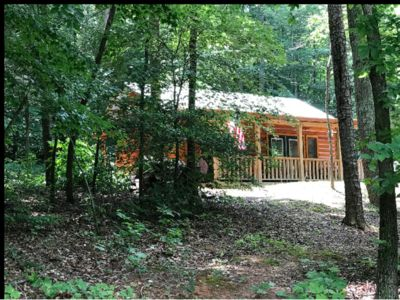 Photo for Sweet Sawyers Cabin in the woods of quaint Murphy, Cozy Hideaway, close to tow