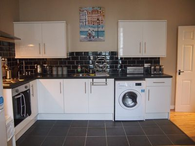Photo for Ground floor, 2 bedroom & 2 bathroom apartment in Llandudno, Llewellyn Avenue