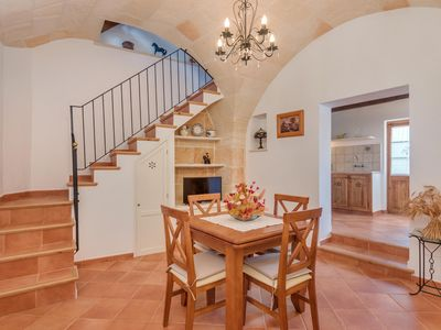 Photo for CASA SES ROQUES - Two Bedroom House, Sleeps 5