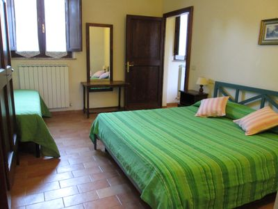Photo for LOVELY APARTMENT IN UMBRIAN COUNTRISIDE VERY NEAR TO PERUGIA, ASSISI ,GUBBIO