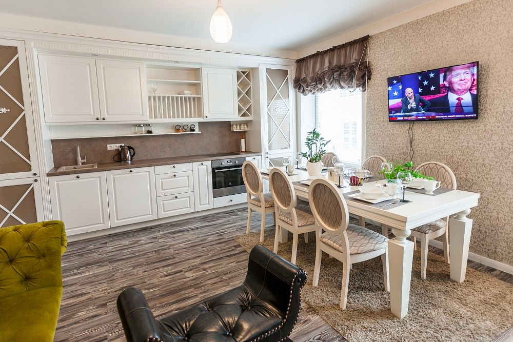 Domus247 Large 4 Room Apartment Old Town