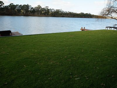 Photo for Younghusband Rivertime - Riverfront across the ferry from Mannum