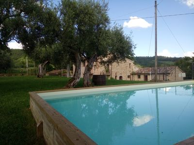 Photo for Holiday apartment Oscano for 1 - 2 persons with 1 bedroom - Holiday apartment