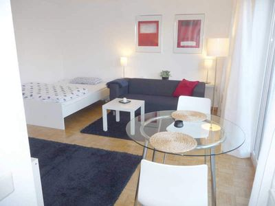 Photo for Non smoking apartment type B, about 28 sqm - Ferienwohnungen Alte Giesserei 3