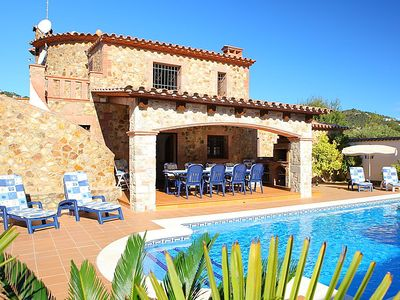 Photo for Vacation home Cabanyes B23  in Calonge, Costa Brava - 6 persons, 3 bedrooms