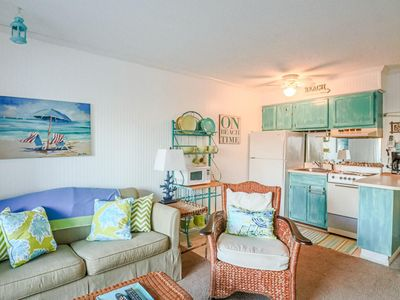 Photo for Save 20% on Spring Stays   North Beach condo ideal for families; just steps from the beach