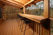 Brand New Cabin! Living Room plus Large Den with Air Hockey and Foosball! Close to FREE Amenities
