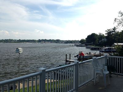 Photo for Waterfront-Saugatuck, Fabulous Views/Location/New Everything!