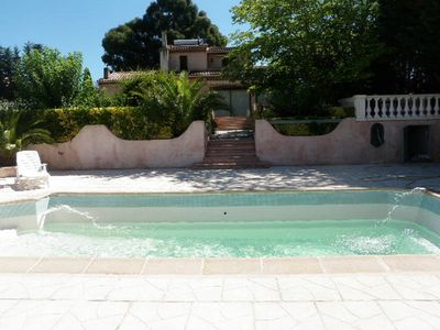 Photo for VILLA PROVENCE with SWIMMING POOL