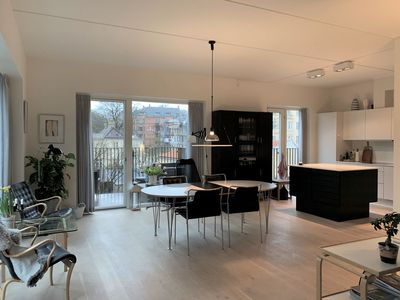 Photo for City Apartment in Frederiksberg with 2 bedrooms sleeps 4