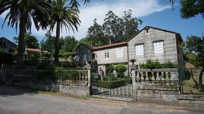 Photo for Quiet rustic house 5 minutes from Pontevedra