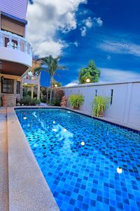 Photo for private pool villa near by the beach