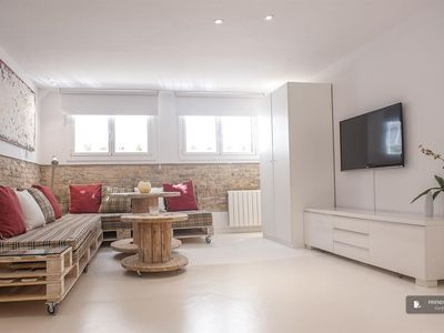 Photo for Friendly Rentals The Beach Studio apartment in Sitges