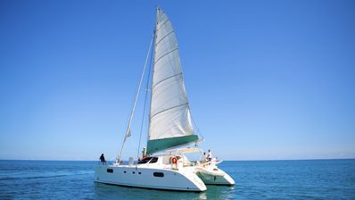 Photo for Overnight on a catamaran. A catana 471!