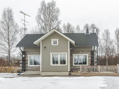 Photo for Vacation home Keloanttila in Pyhäjoki - 4 persons, 1 bedrooms