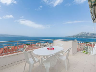 Photo for Apartments Luca (64471-A1) - Omis