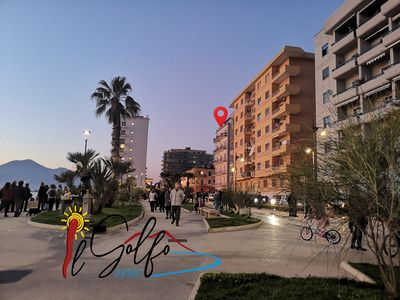 Photo for On the seafront of Castellammare di Stabia