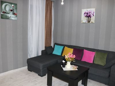Photo for JEMM offers apartment in Tbilisi City, located in Old Town.