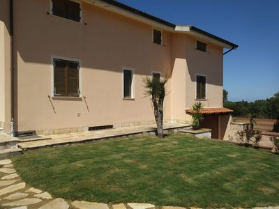 """Photo for Spacious Apartment """"Culurgionis""""  in South Sardinia with Terrace, Garden; Parking & Garage Available"""