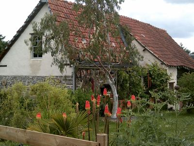 Photo for Homely, pleasant gîte surrounded by serenity, nature, and antiques.