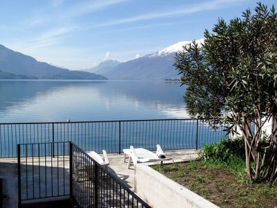 Photo for Apartment Casa Marta (GLA160) in Gera Lario - 3 persons, 1 bedrooms