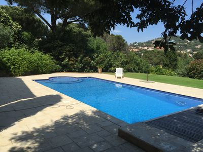 Photo for PROVENCAL VILLA WITH PRIVATE HEATED POOL, AIR CONDITIONING