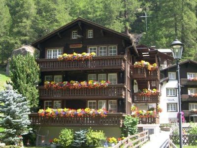 Photo for Apartment Alpenblick in Saas-Almagell - 4 persons, 2 bedrooms