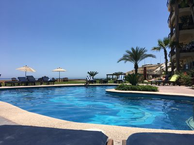 Photo for 2 Bedroom, 2 Bathroom Condo steps away from sandy beaches of the Sea of Cortez
