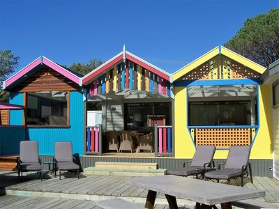 Photo for Portsea - Classic Beach House by the Sea, Pet Friendly