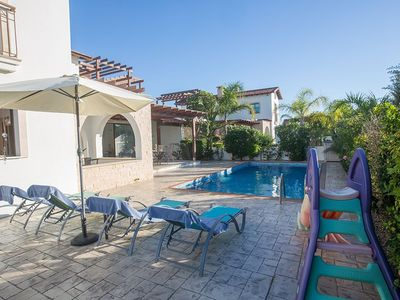 Photo for Villa Aloriti Dyo - Beautiful 3 Bedroom Ayia Thekla Villa with Private Pool - Close to the Beach
