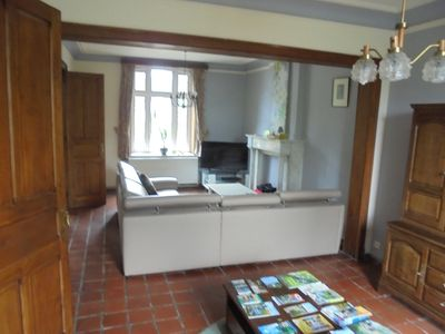 Photo for Apartment with lots of space, Famenne (Ardennes, Belgium)