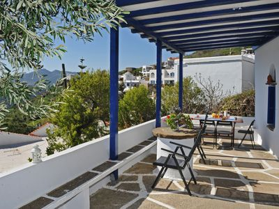 Photo for Revisited farmhouse in the center of Tinos Island