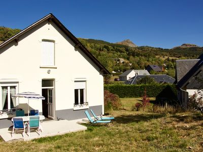 Photo for Gite 4 p. house in a hamlet very calm between the bourboule and the mont dore