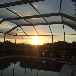 Photo for Beautiful Sunsets, Large Pool Home with World Class Resort at the Player's Club