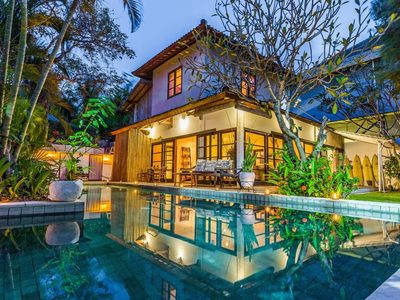 Photo for 3 BDR Villa with private 12m pool, best location