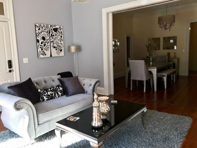 Photo for Authentic 1860s 2BR Victorian by Rabbu (SVR-00765) - Two Bedroom House, Sleeps 6