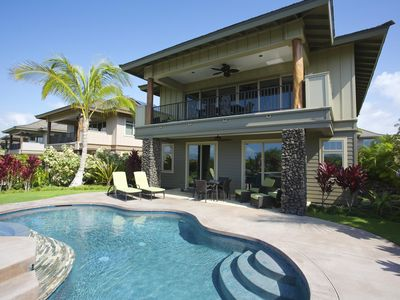 Photo for Last Minute Special $449! Private Pool & Golf Course, Sunset & Mountain Views!