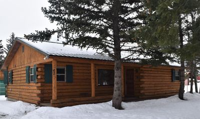 Photo for NEW! Remodeled cabin in quiet neighborhood in South Fork, CO