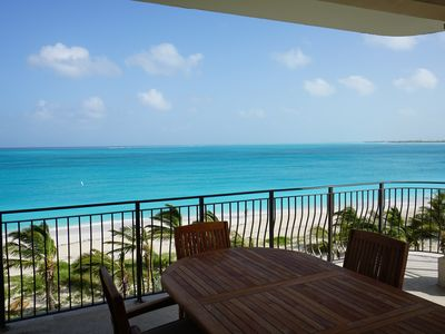 Photo for Luxury Beachfront 3BR Corner Suite (Owner-Managed) - LONG-TERM RENTALS ONLY