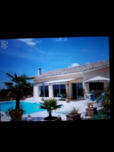Photo for PROMO VILLA, 4-12pers, panoramic view, private swimming pool, quiet, not overlooked.