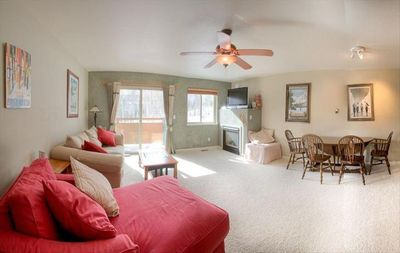 Photo for Updated Silverthorne 2B/B Condo - Garage, Wifi, Washer/Dryer