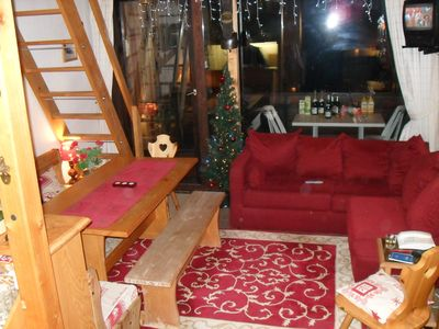 Photo for Family Skiing, Sleeps 8 In 3 Bedrooms, Col de Merdassier / Manigod / La Clusaz