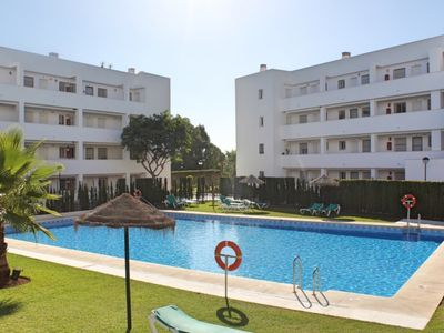 Photo for 3 bed apartment in La Cala de Mijas in Mijas Costa on the Costa del Sol