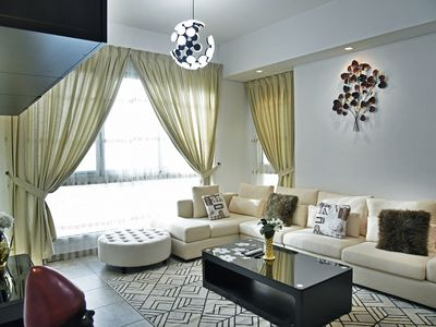 Photo for 2BR Apartment Vacation Rental in The Palm Jumeirah, Dubai