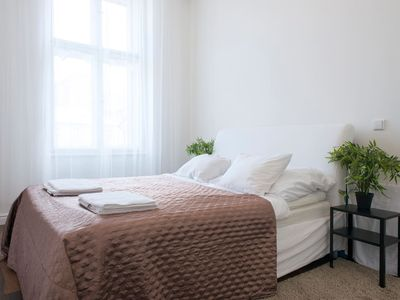 Photo for Luxury two bedroom apartment with two bathrooms in Karlin by easyBNB