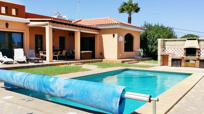 Photo for - Villa Savannah - with private pool / jacuzzi in a quiet location, sea views, WiFi