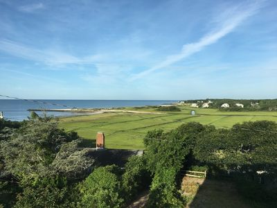 Photo for This very special home has sweeping views of the Nantucket Sound from almost every room.