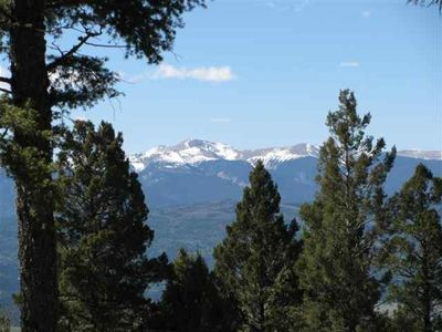 Photo for Wheeler Peak View at 10,000 ft!  Secluded! Hot tub!  Sleeps 10. Game/Media Room