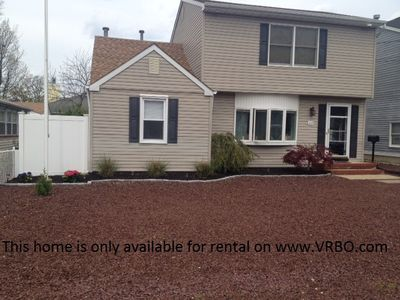 Photo for 3BR House Vacation Rental in Point Pleasant Beach, New Jersey